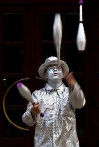 jonglör kiralama