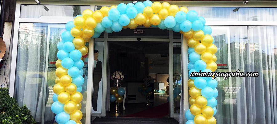 istanbul balon süslemeleri