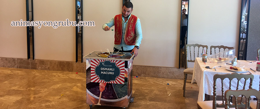 osmanlı macunu imalatı fiyat