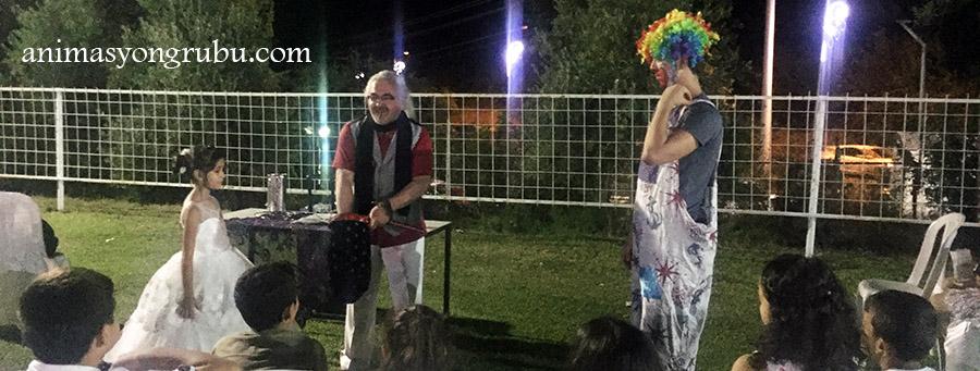 sihirbaz gösteri organizasyonu