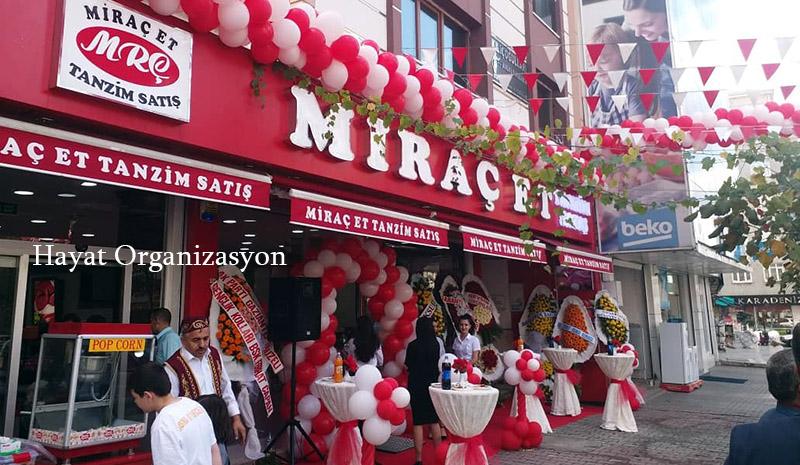 açılış organizasyonu balon süsleme organizasyon